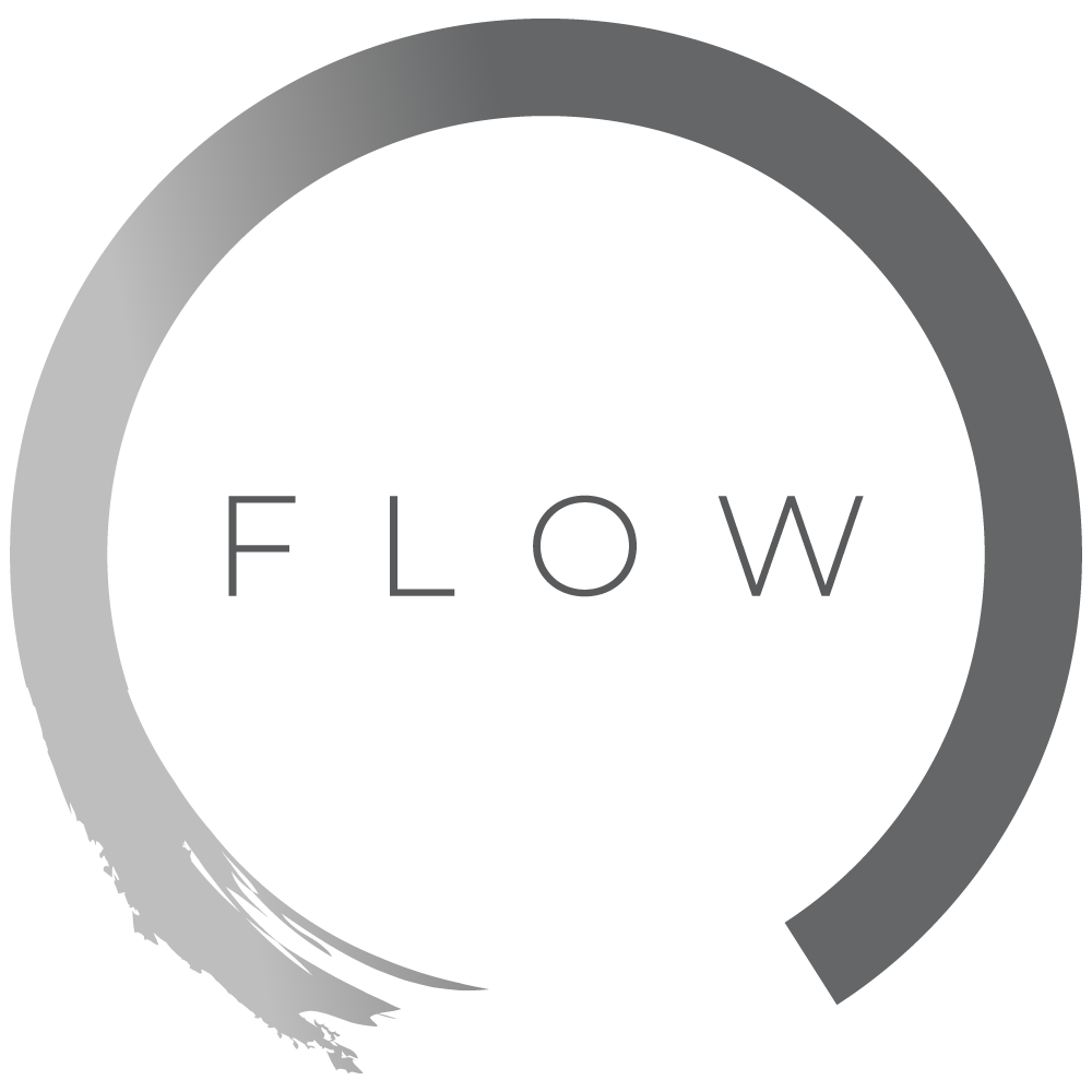 Yoga videos Flow logo