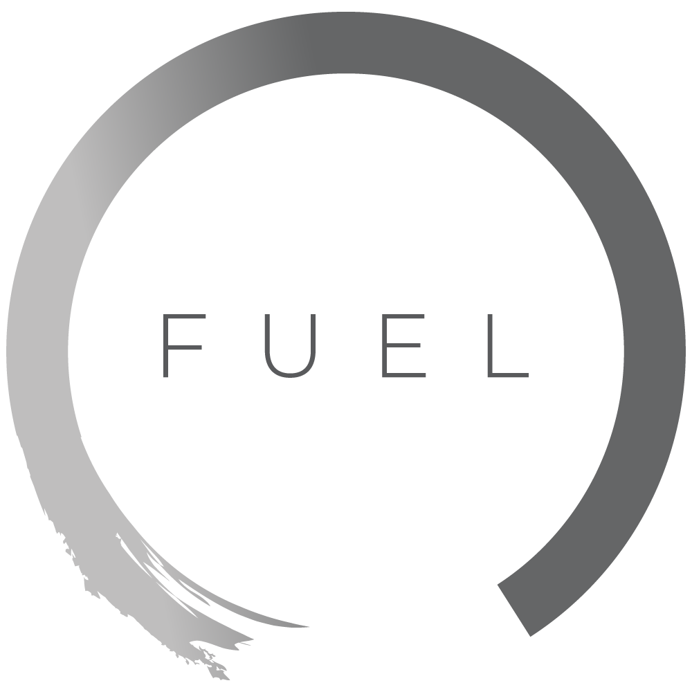 Nutrition videos Fuel logo