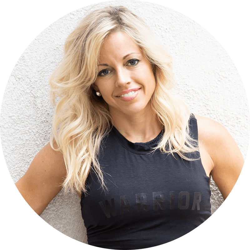 Fit Revolution instructor Sarah Pay headshot