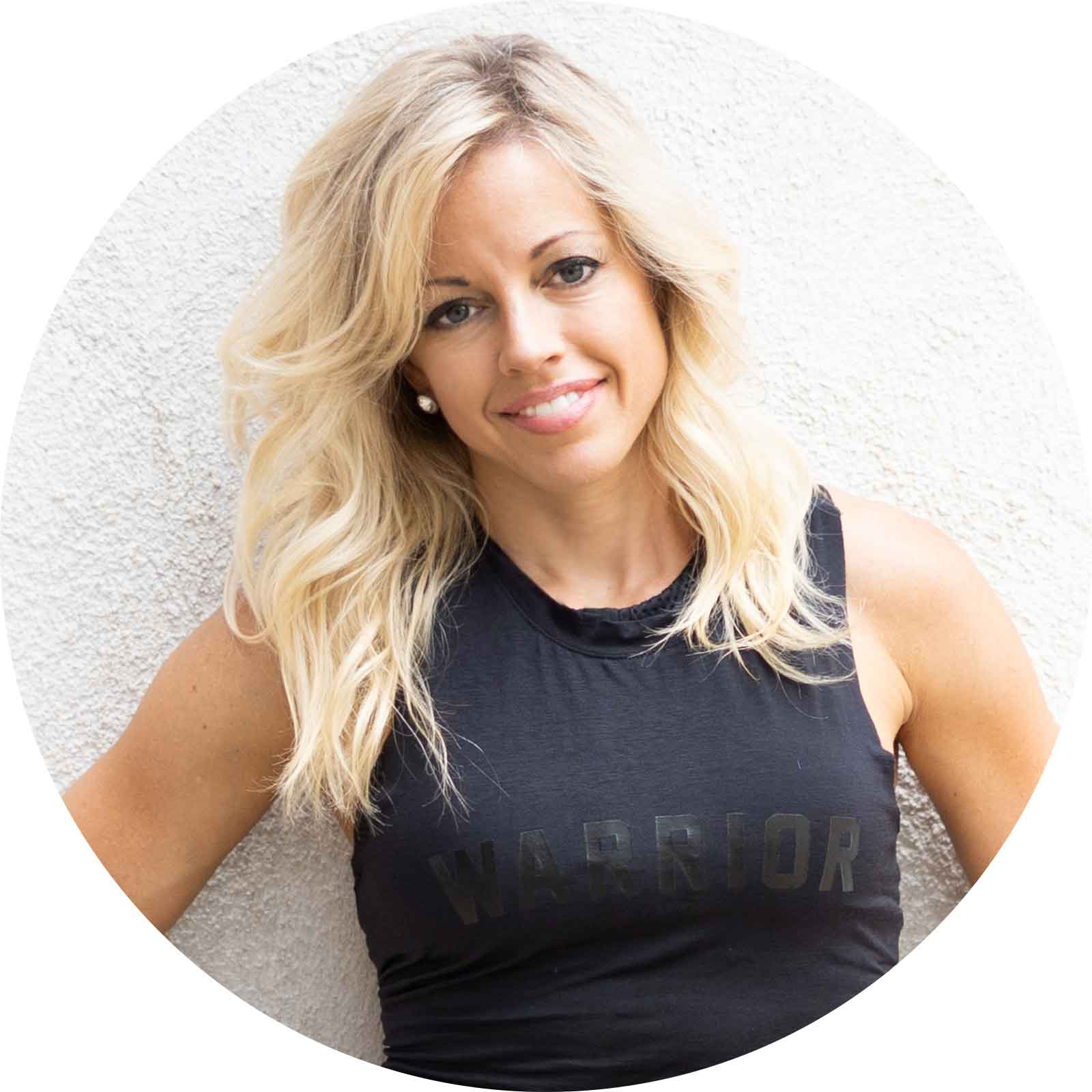 Sarah Pay online fitness instructors on demand videos