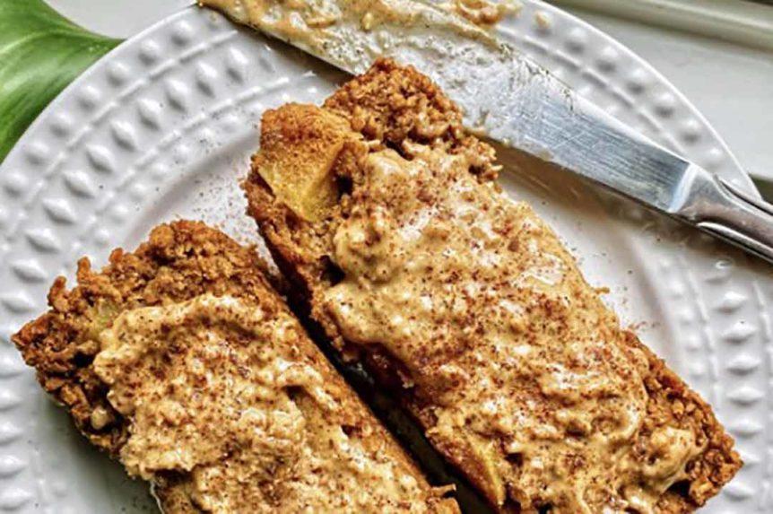 Fit Revolution recipes Apple Pie Oatmeal Bread