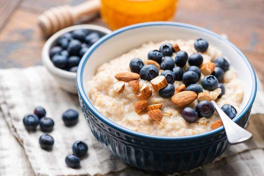 Fit Revolution recipes Instant Pot oats