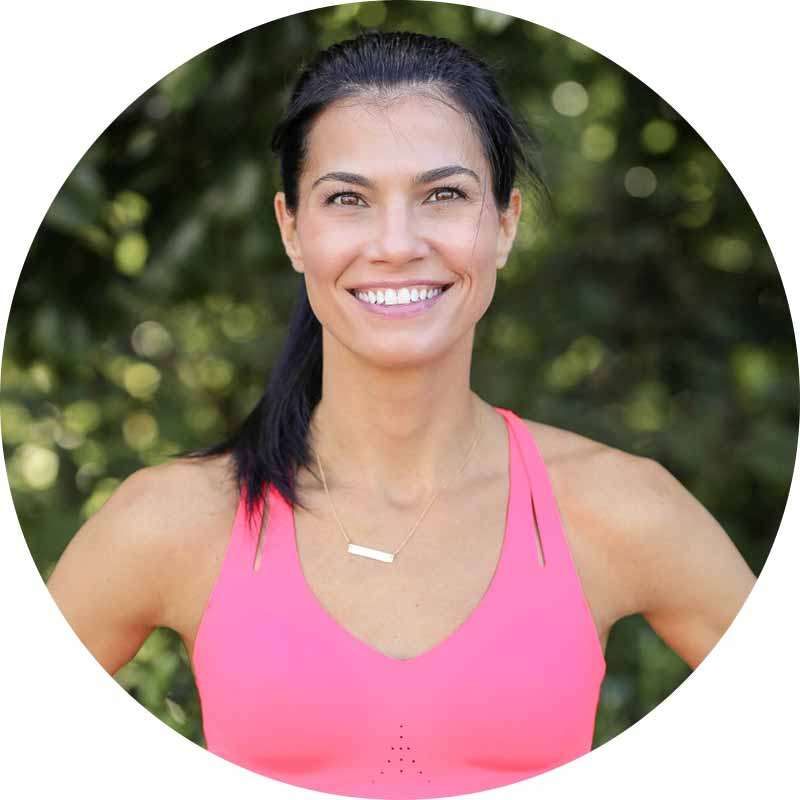 Jen Eddins online fitness instructors on demand videos