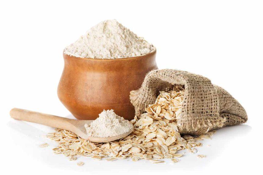 Fit Revolution recipes oat flour