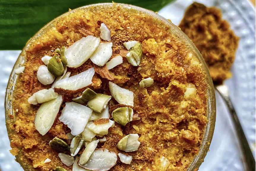 Fit Revolution recipes Pumpkin Spice Almond Butter